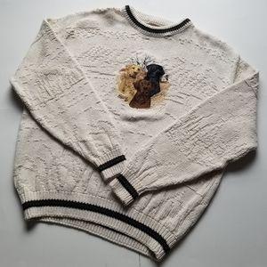 Dogs | Vintage Shenandoah Crewneck Sweatshirt 90s